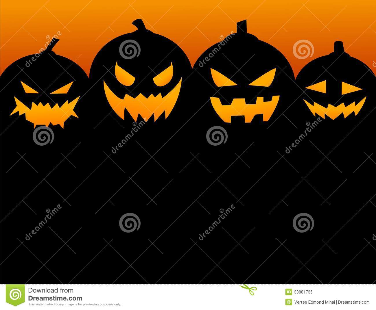 Halloween Party Background Royalty Free Stock Photo - Image: 33881735