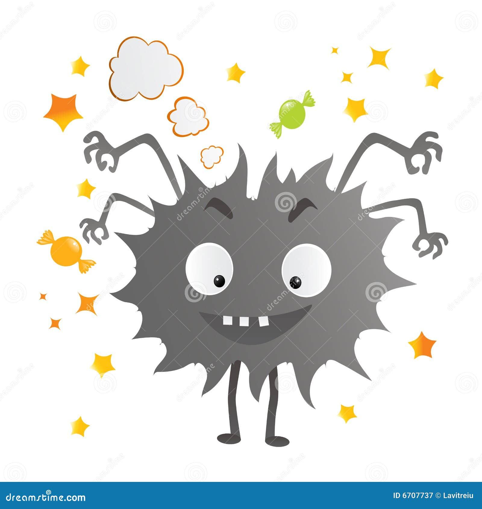 Halloween Party Cartoon Royalty Free Stock Photography - Image ...