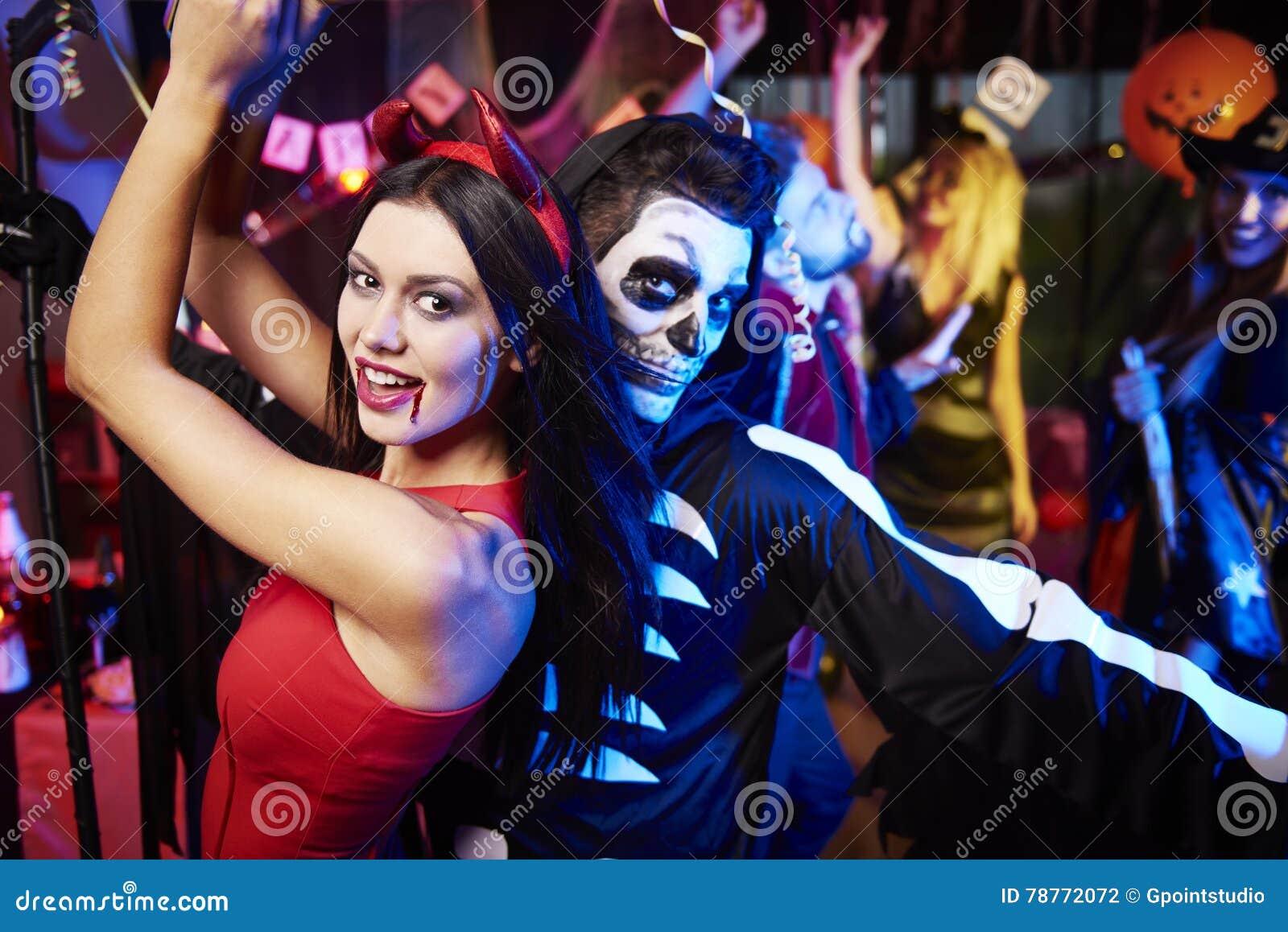 Halloween Party Stock Photo - Image: 78772072