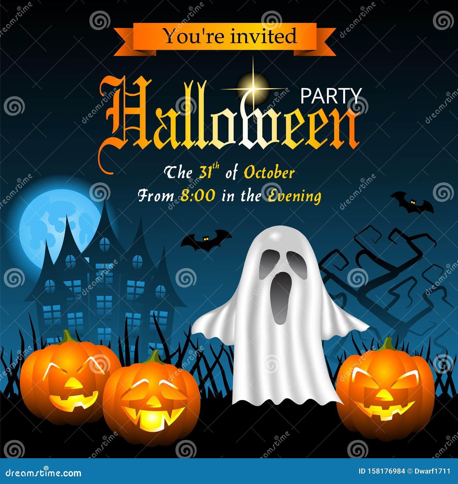 Gespenster Spiralen Fur Halloween Mit Vorlage 7