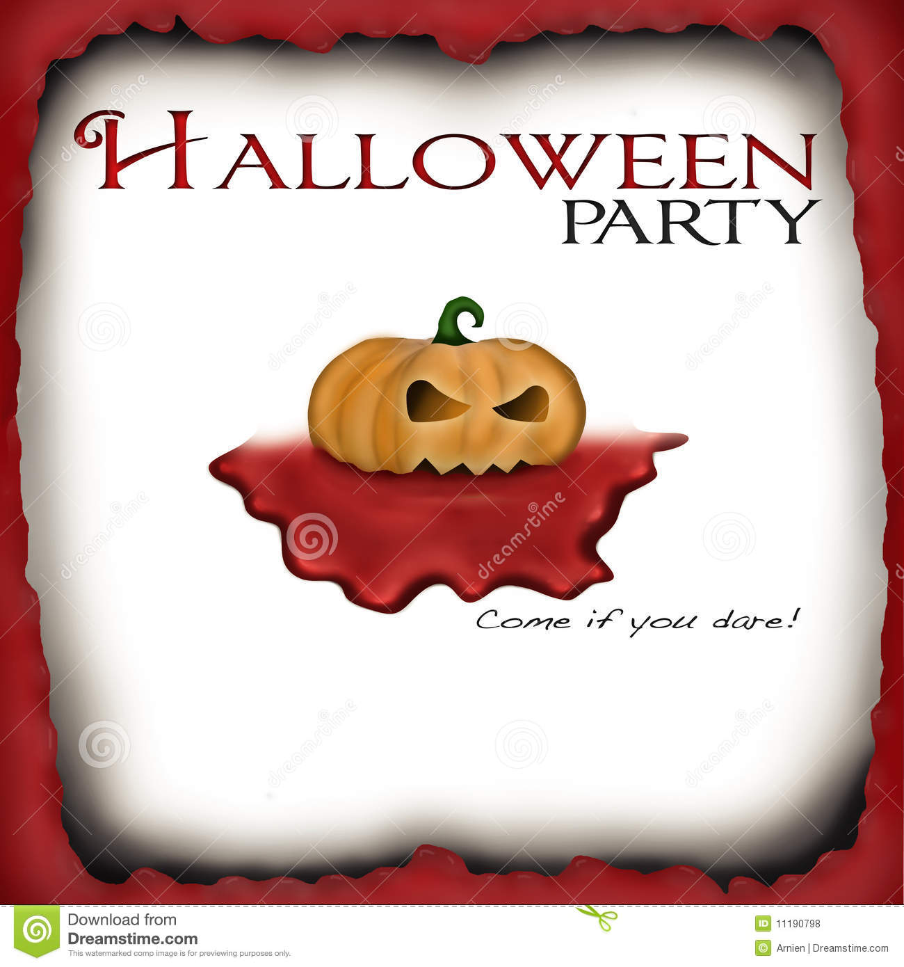 halloween clipart invitations - photo #36