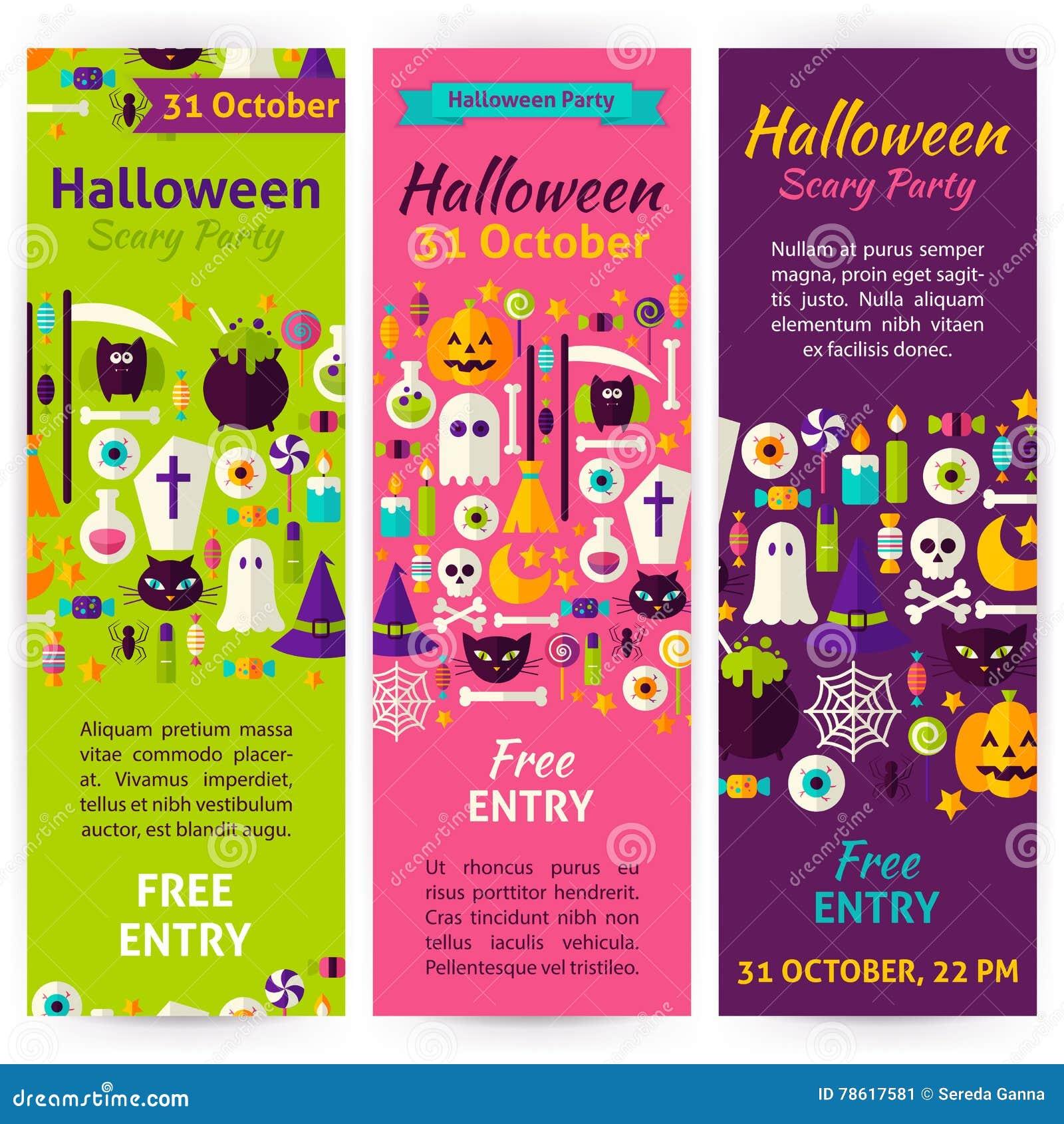 halloween party free flyer psd template by elegantflyer. halloween ...