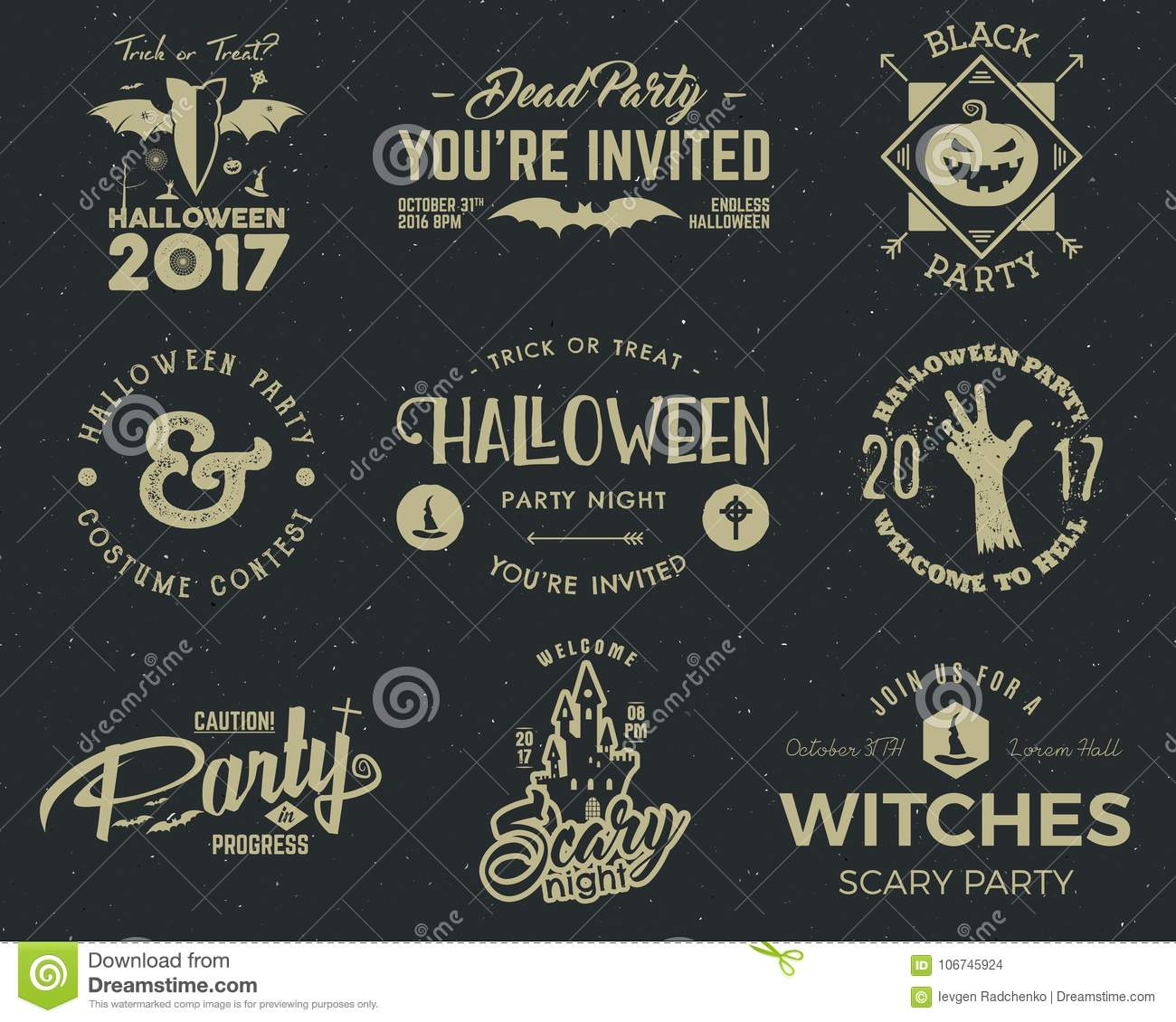 Enchanting scary powerpoint templates collection examples funky halloween powerpoint templates gift examples professional toneelgroepblik Gallery