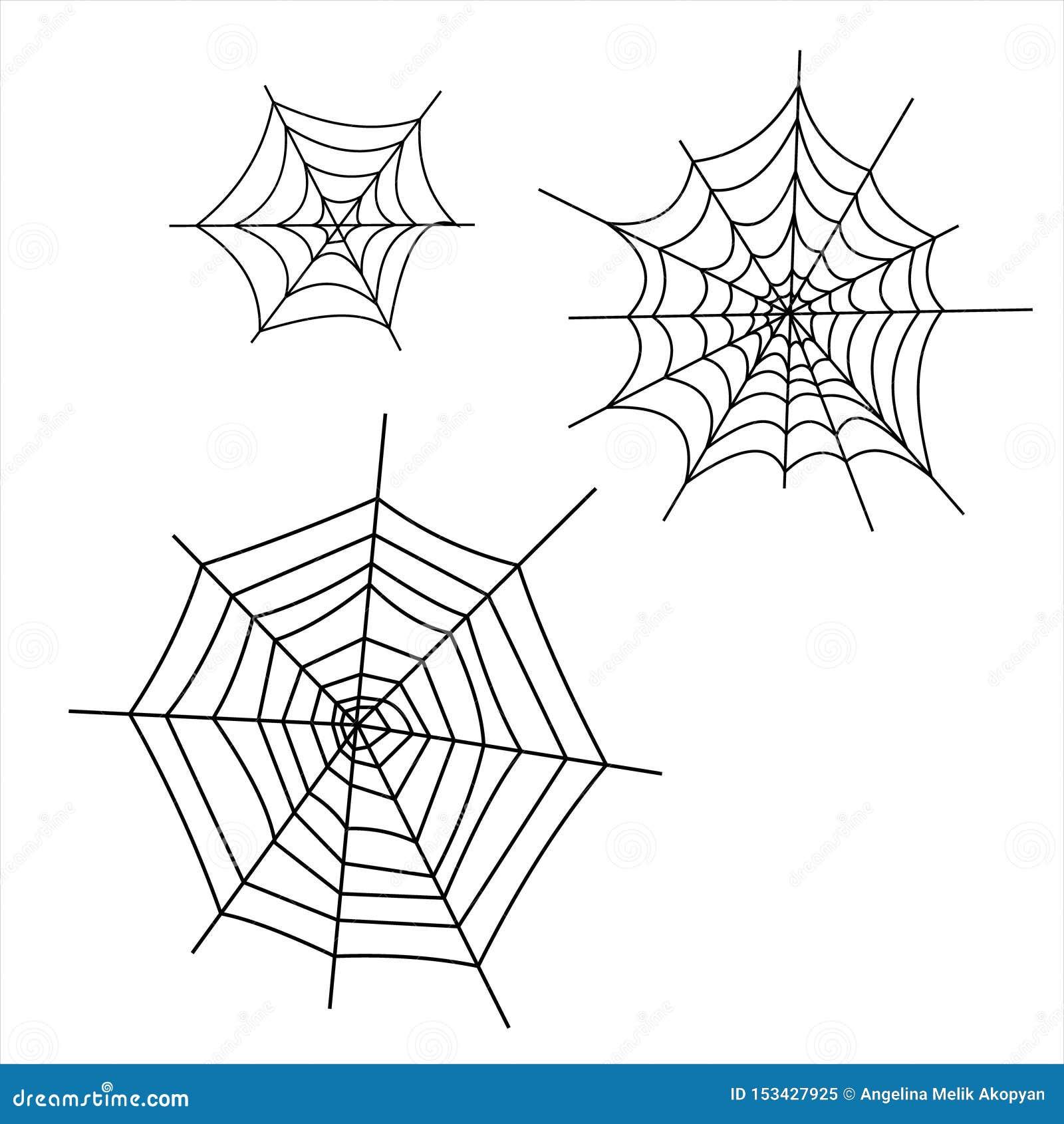 Halloween-pictogrammen: dunne zwart-wit pictogramreeks, zwart-witte uitrusting Griezelig en grappig hefboomgezicht, knuppel, het