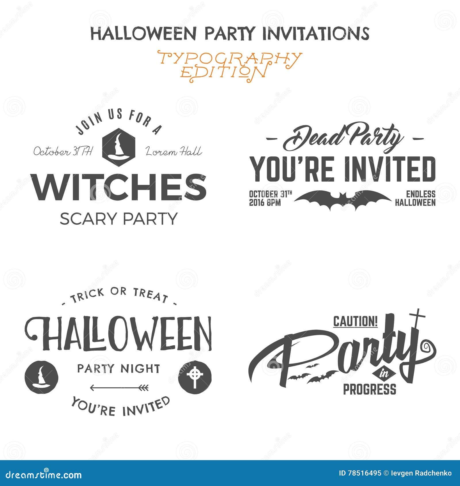 780fc6b934fb0 Halloween 2016 plantillas con símbolos del día de fiesta - sombrero de la  bruja