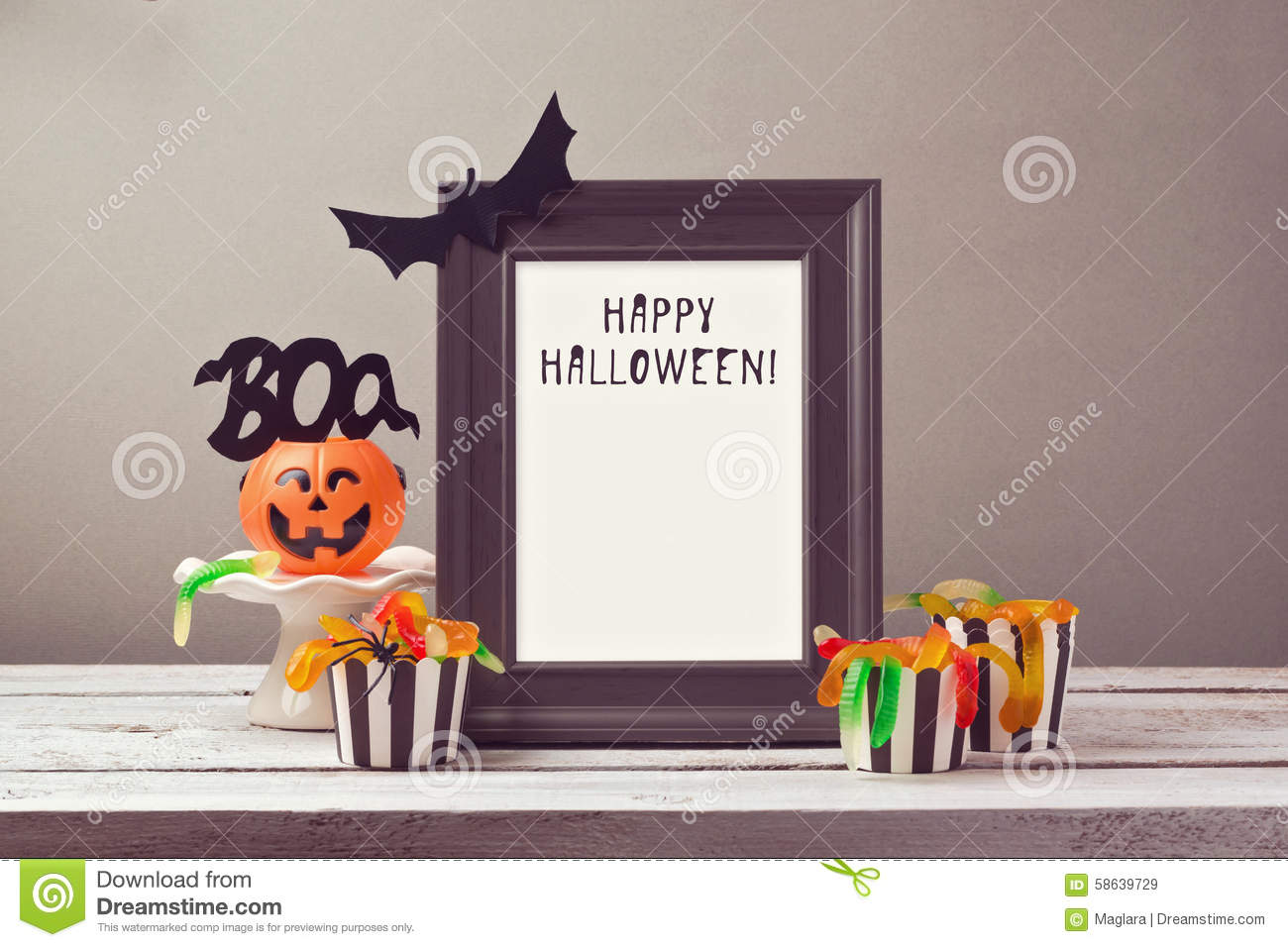 halloween poster mock up template - Download Halloween Pictures Free