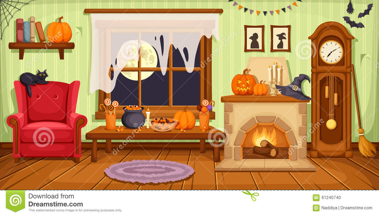 Witch Living Room