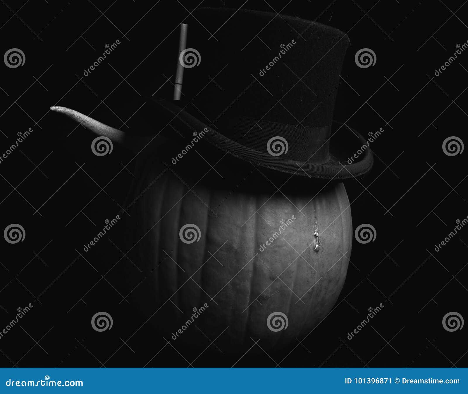 Halloween rzeźbiąca pączuszku