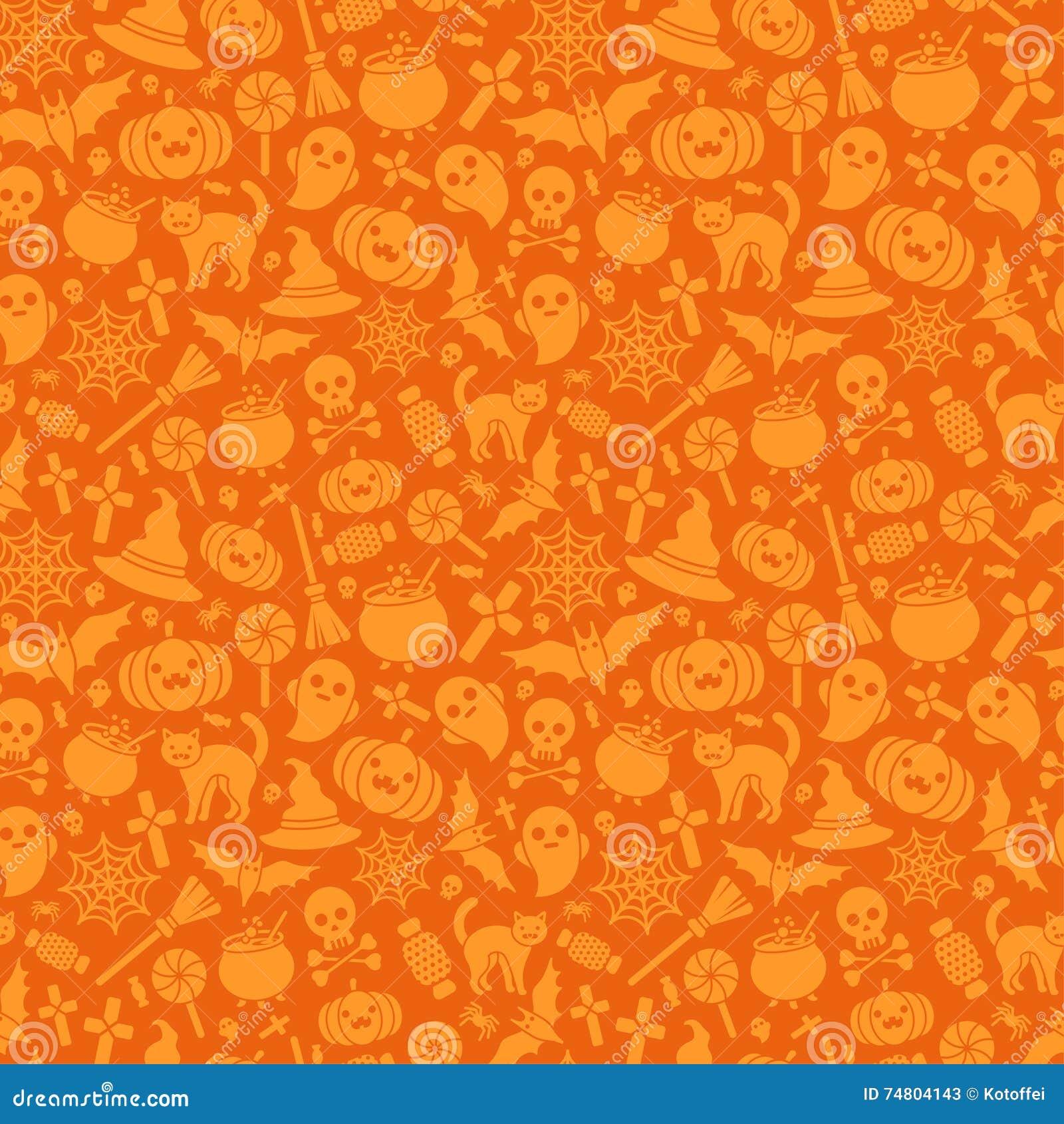 Black and orange halloween background