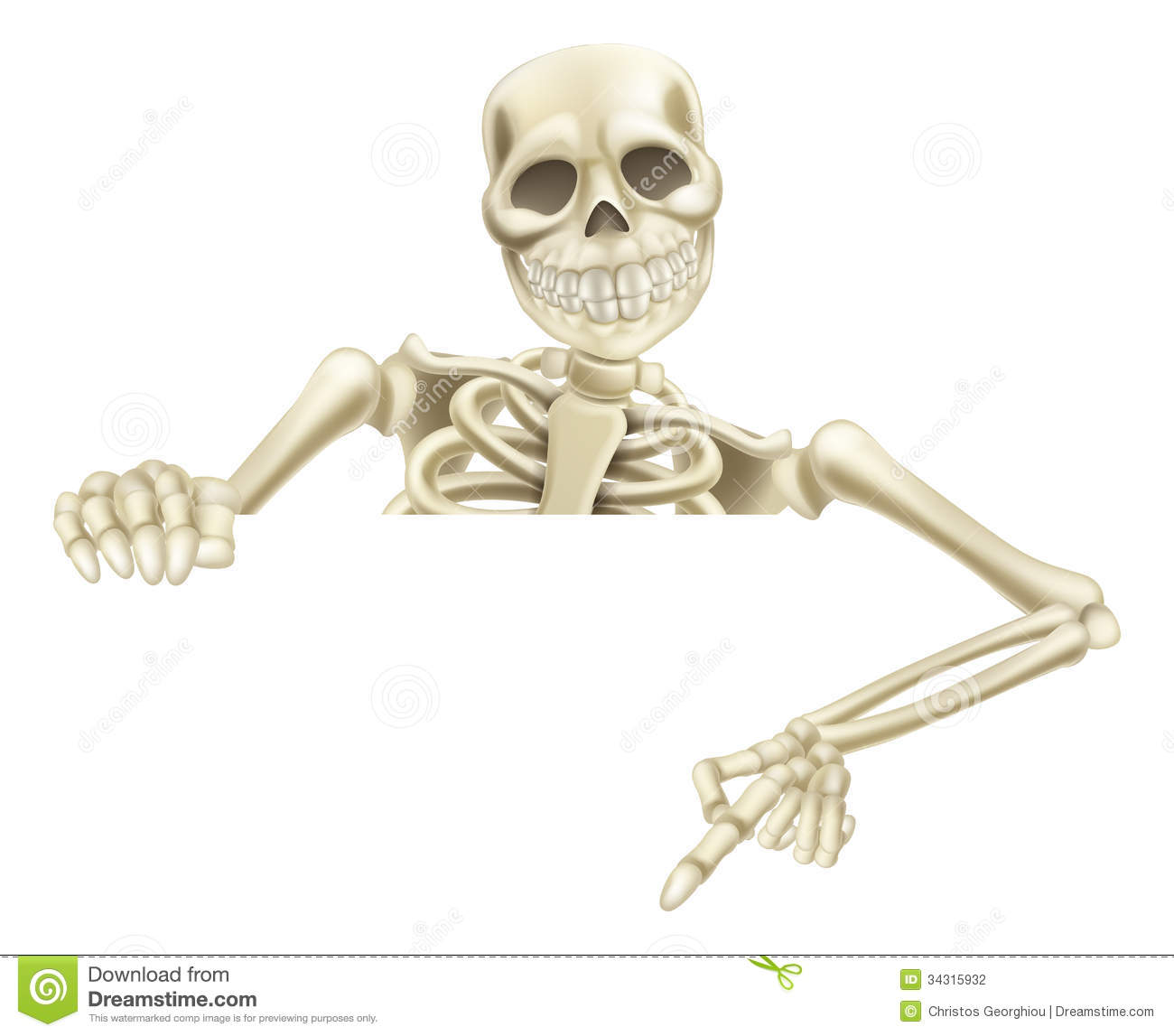 halloween skeleton pointing down stock vector image Smily Thumbs Up Thumbs Down Thumbs Down Clip Art