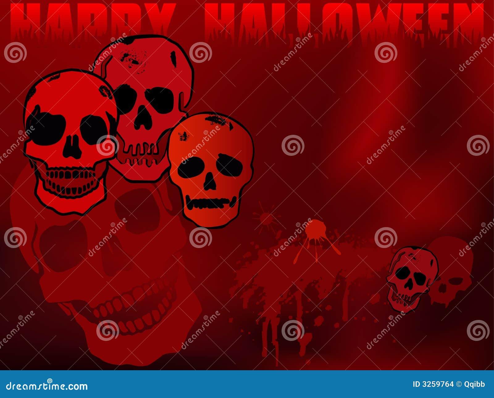 Simple Wallpaper Halloween Skull - halloween-skulls-wallpaper-3259764  Trends_423487.jpg