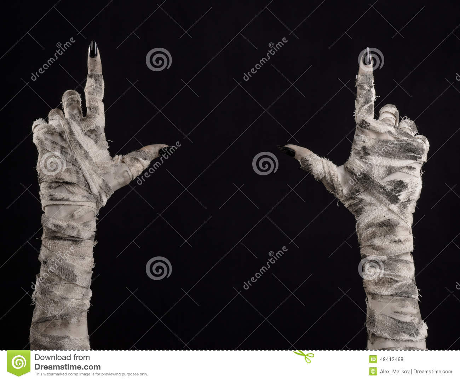 Download Halloween-Thema: Schreckliche Alte Mamahände Auf Einem Schwarzen Hintergrund Stockfoto - Bild von hintergrund, hand: 49412468