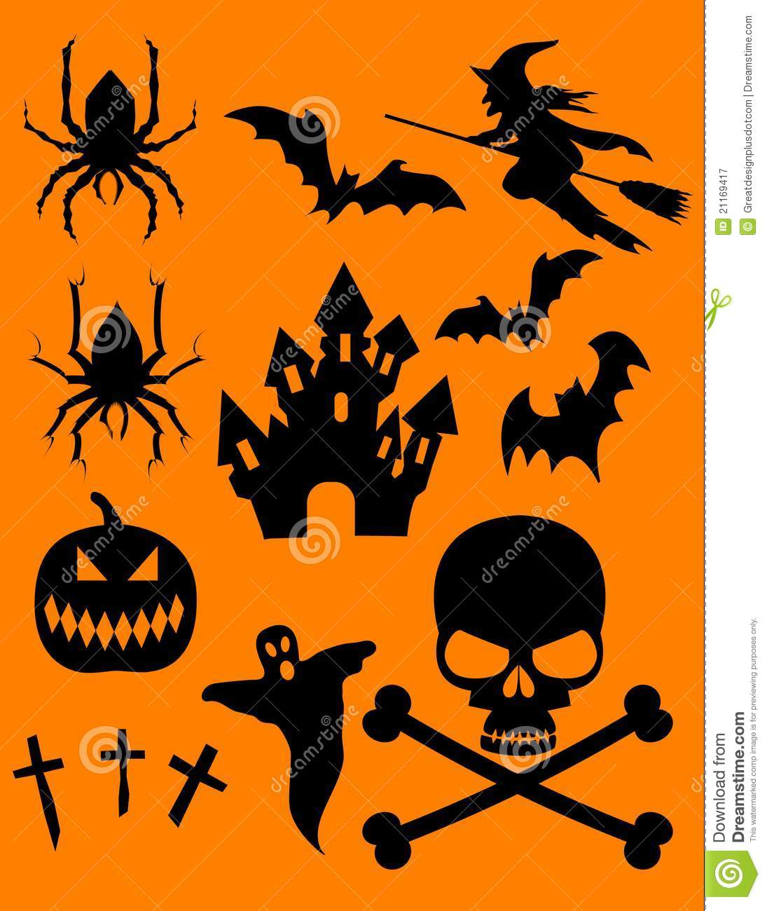 Halloween Theme! Vector Images...(clip Art) Royalty Free ...