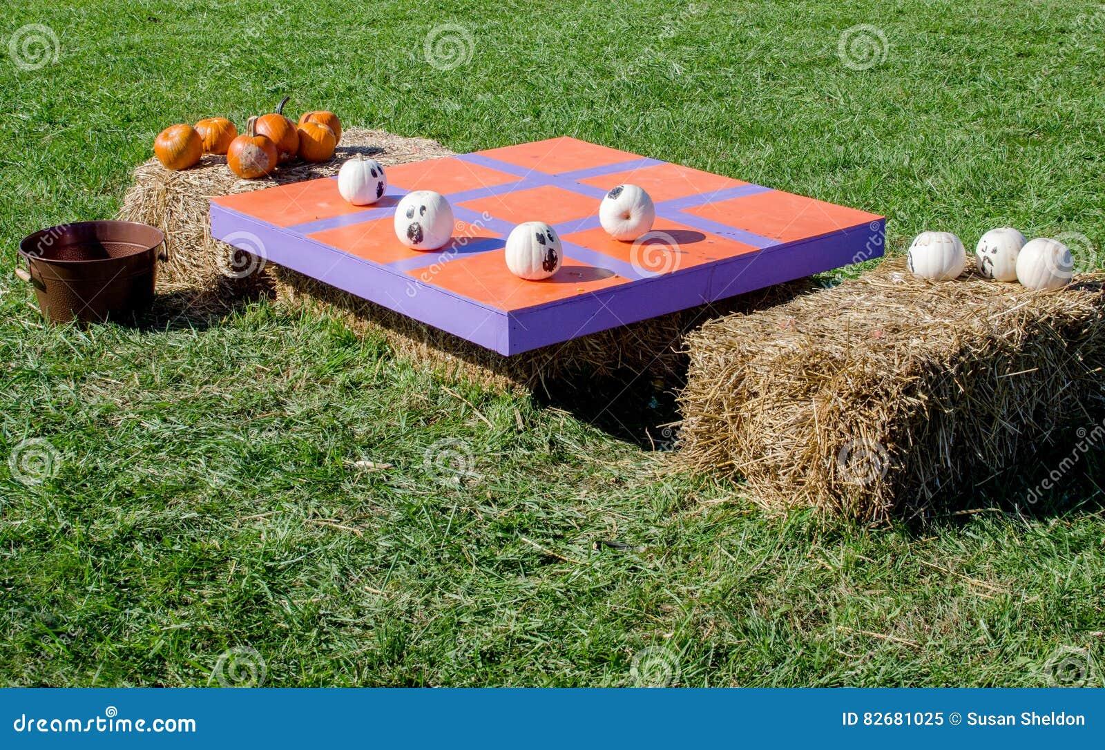 halloween tic tac toe game stock photo image 82681025