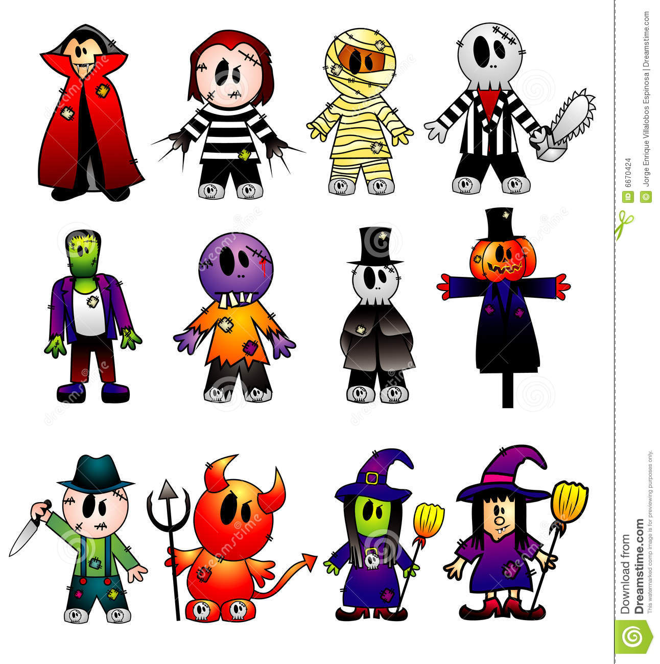 halloween vector characters stock images image 6670424 memorial clip art images memorial clipart for brothers