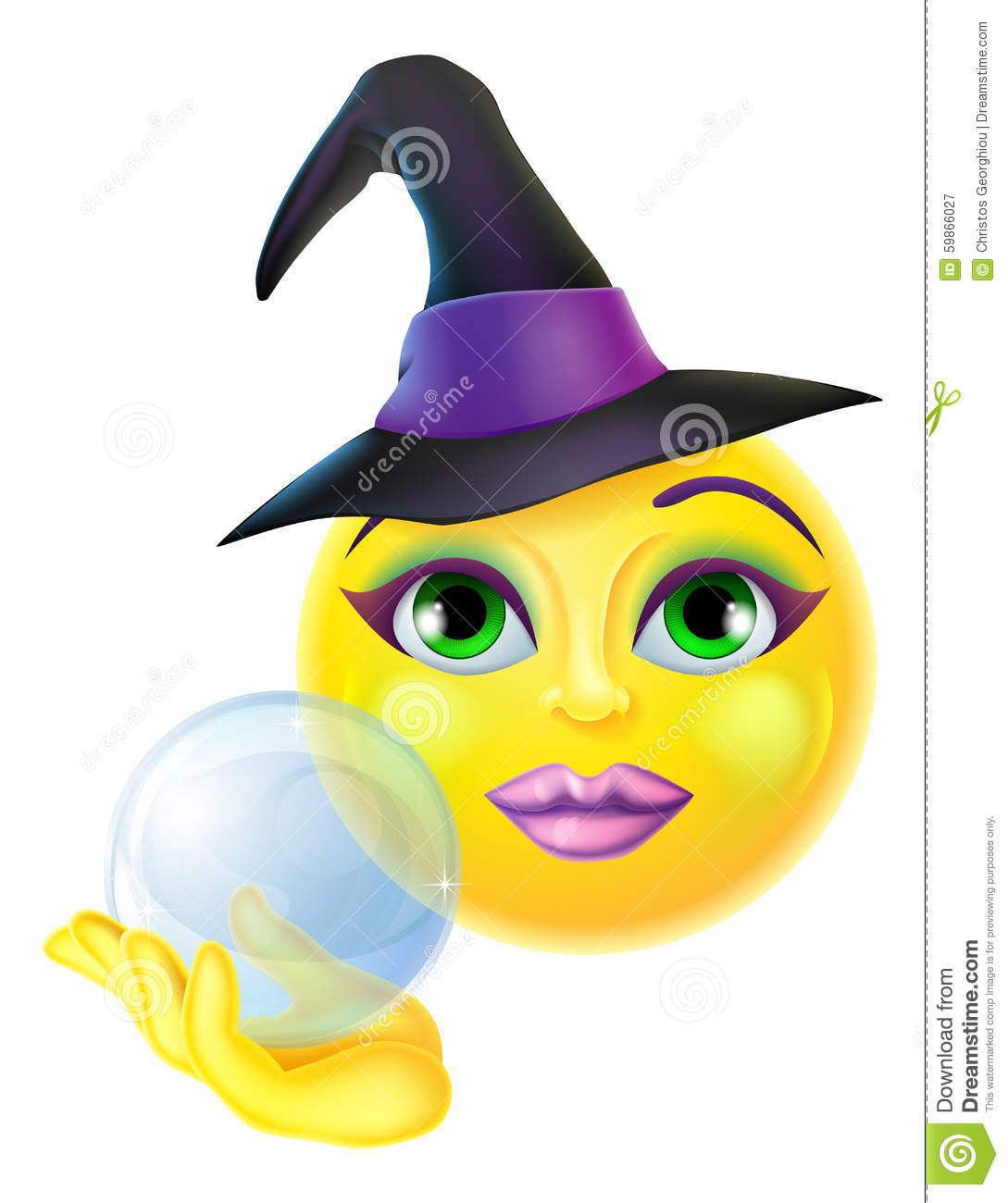 halloween witch emoticon emoji stock vector illustration free happy face clip art black and white Free Clip Art Smiley Face with Wink
