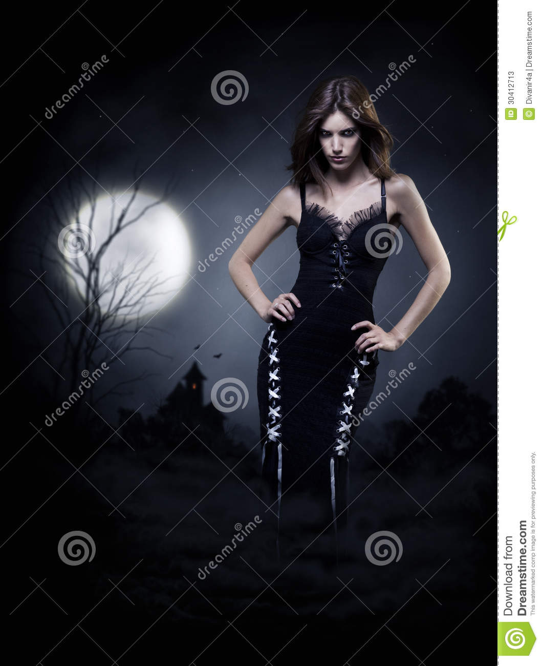 Halloween Witch Stock Images - Download 47 7613e4fd80e9