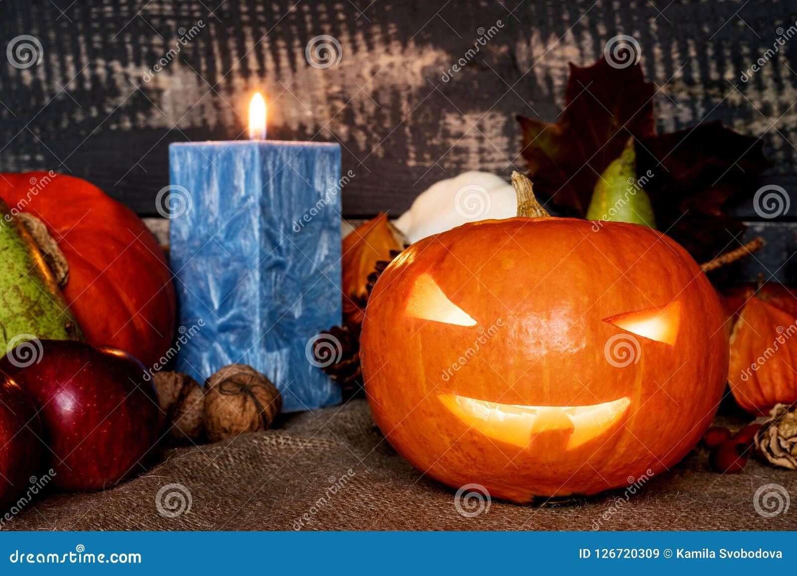 Halloween Wyginająca się bania