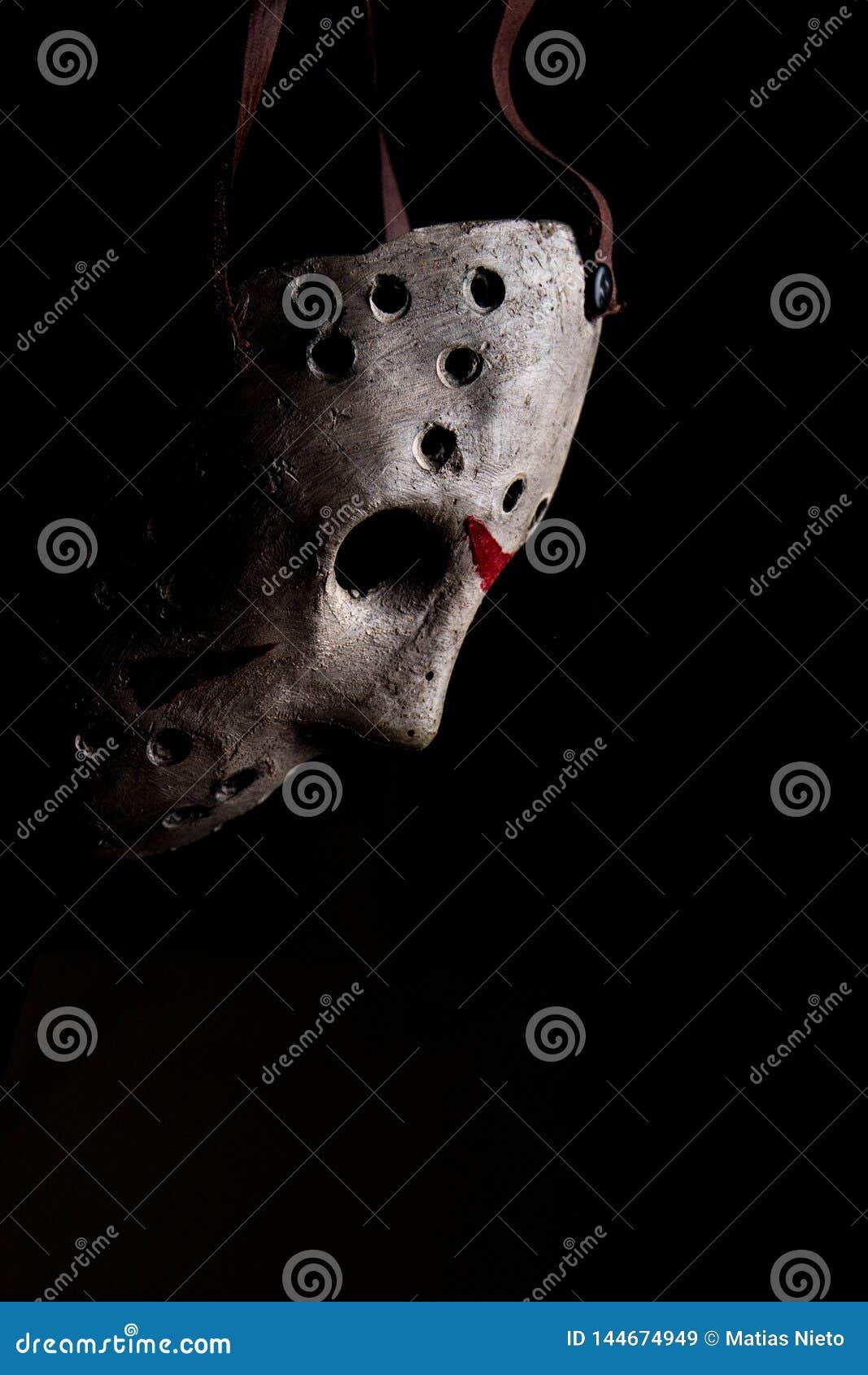 Halloweenowa Jason maska