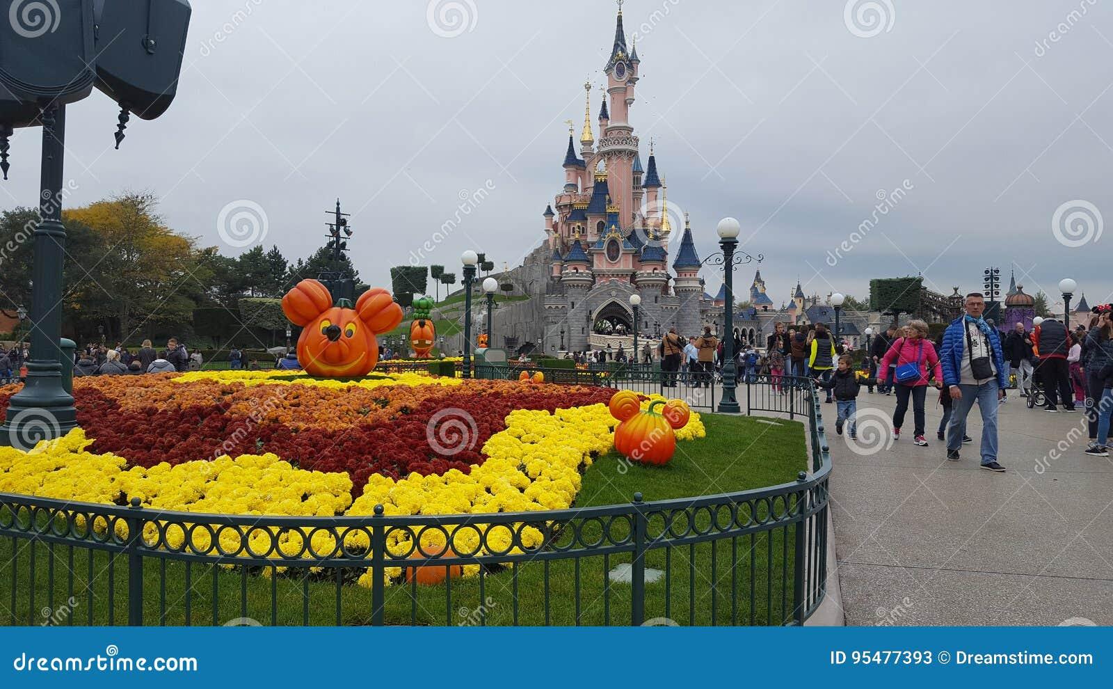 Halloweenowy Disney