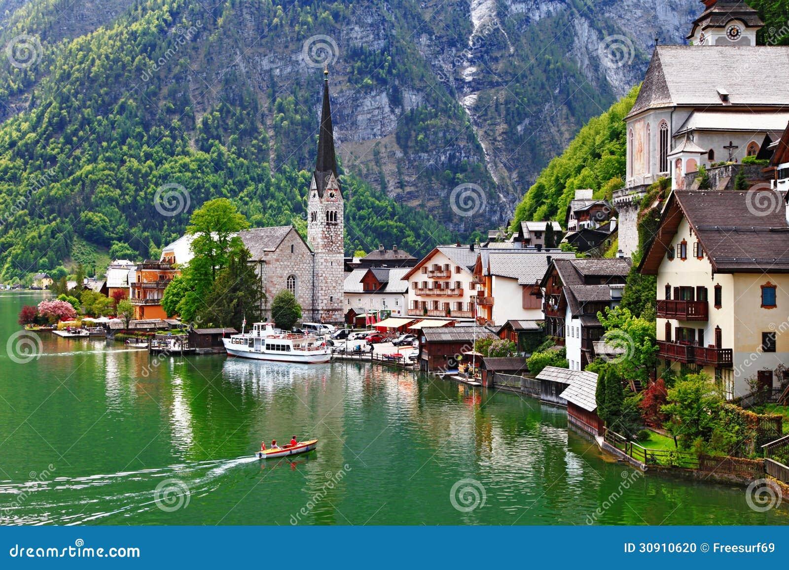Hallstatt - Oostenrijk