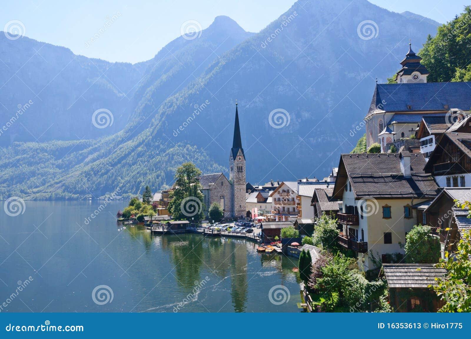 Hallstatt-Dachstein Salzkammergut Cultural Landscape, One of the ...
