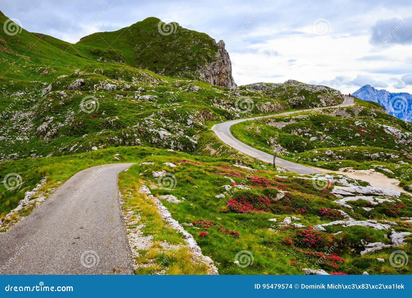 Halni drogowi Juliańscy Alps