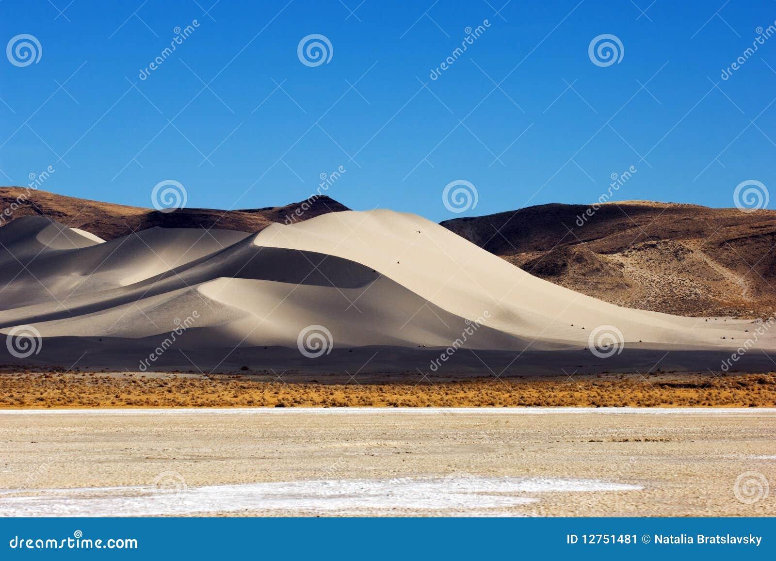 Halny piasek