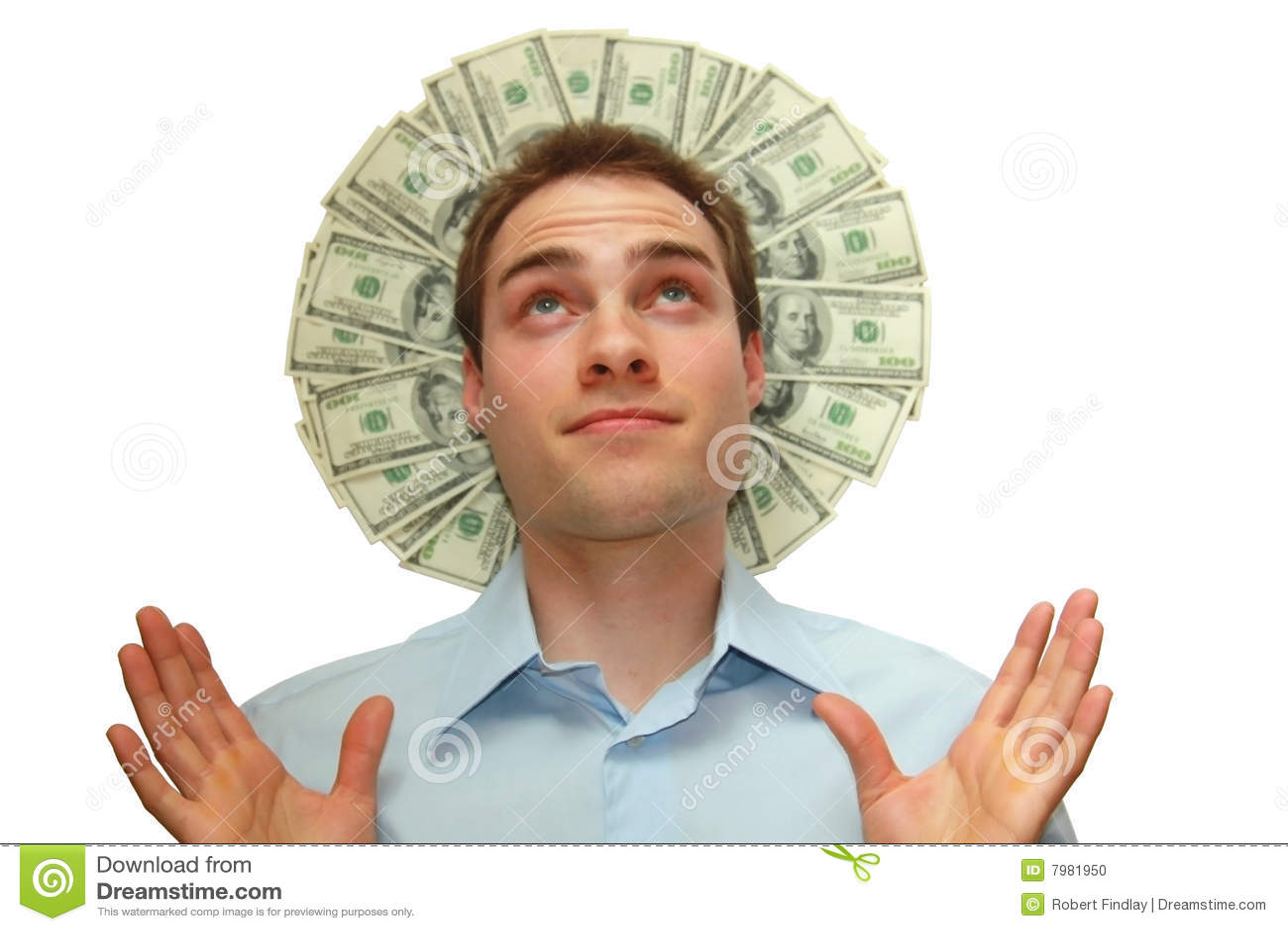 Halo do dinheiro
