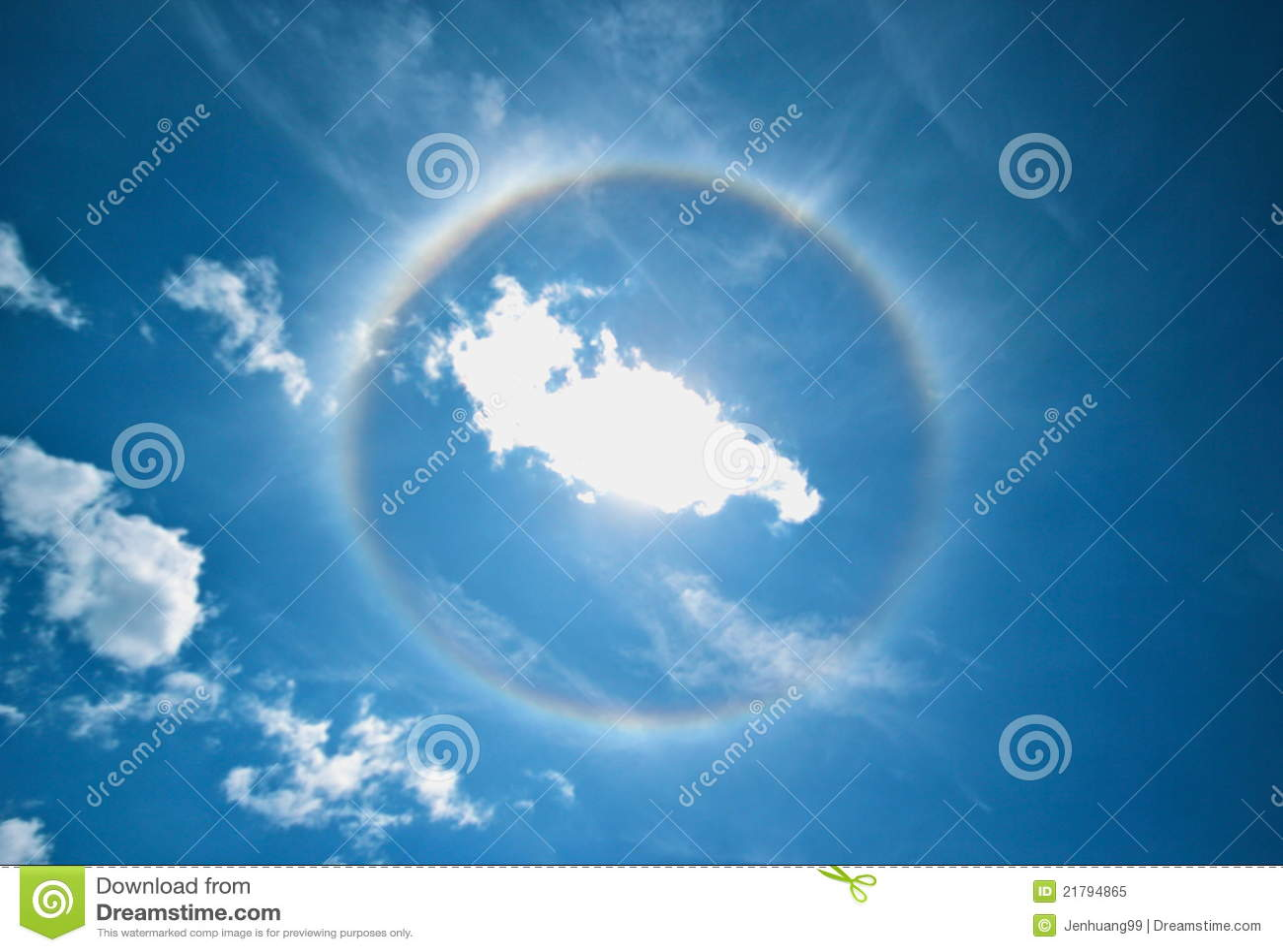 Halo słoneczny