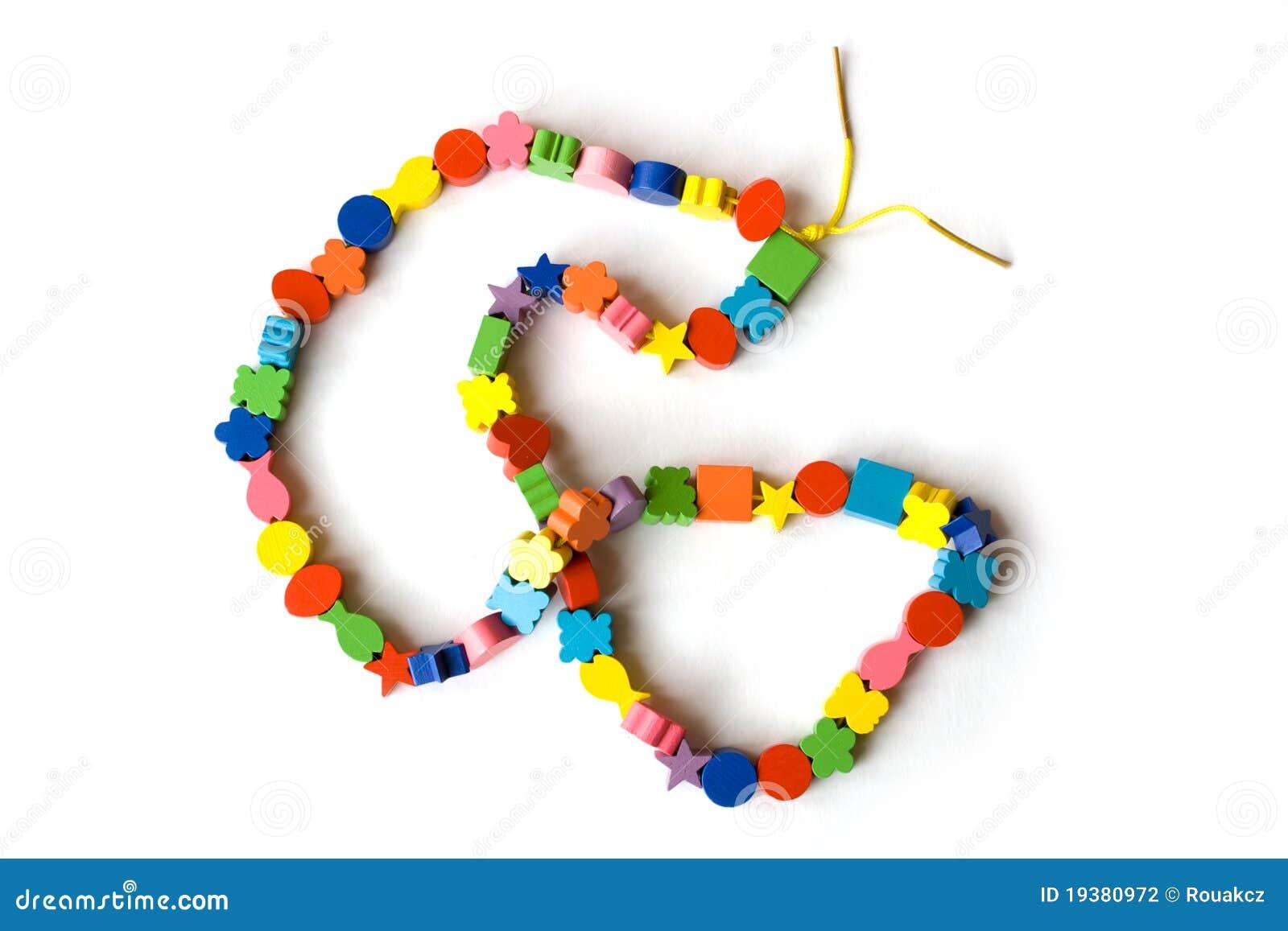 Halsband van parels