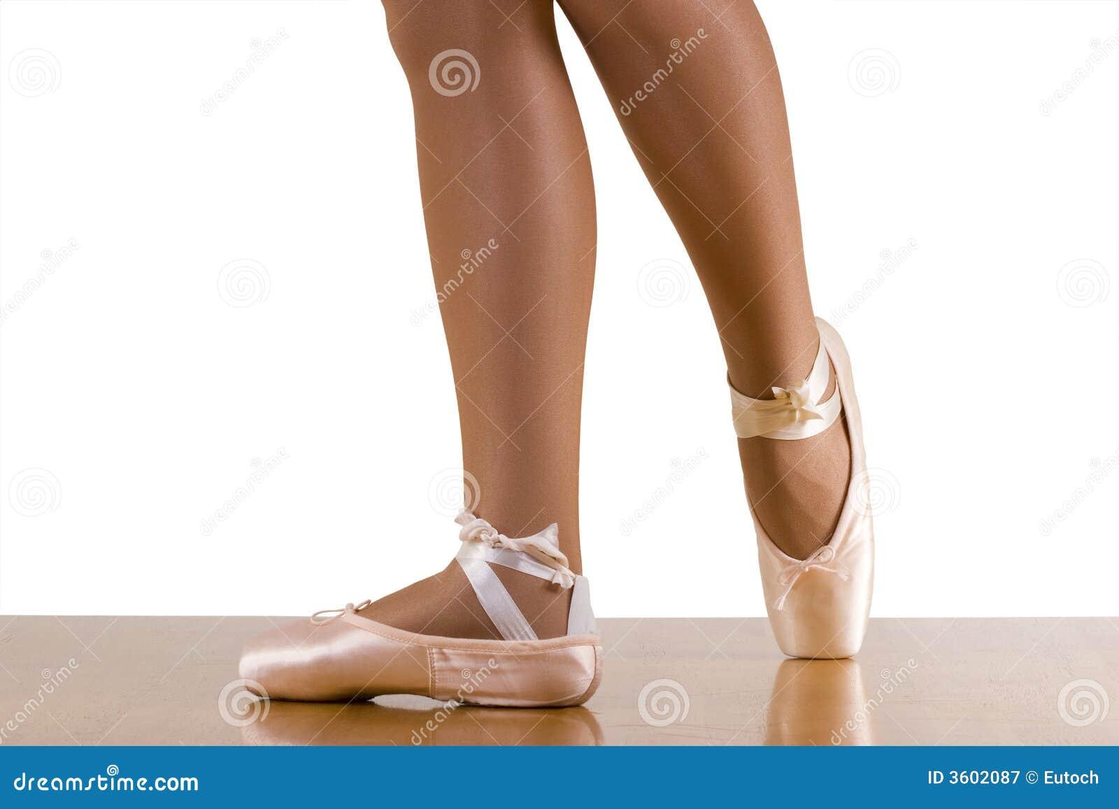 Haltungderriere-Ballett-Training