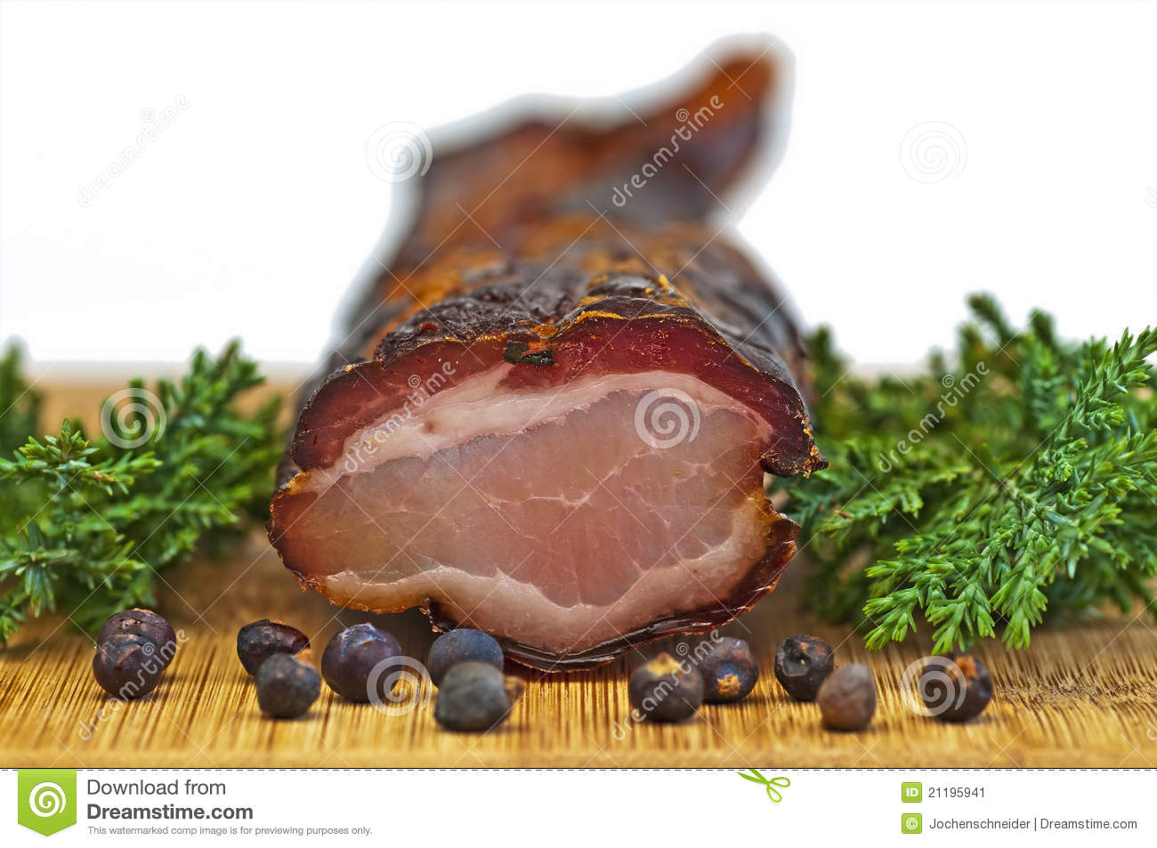 Ham of the Black Forest