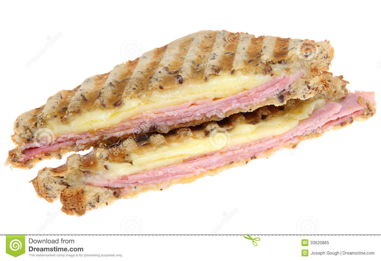 ham   cheese toasted sandwich isolated stock image image lunch clipart free no background lunch clip art free small