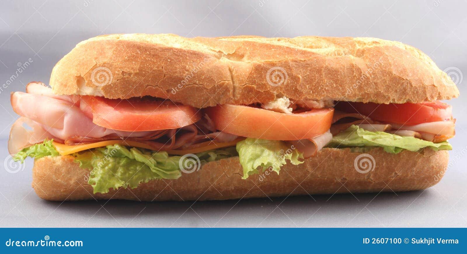 Ham Sandwich; H... Green Ham Clipart