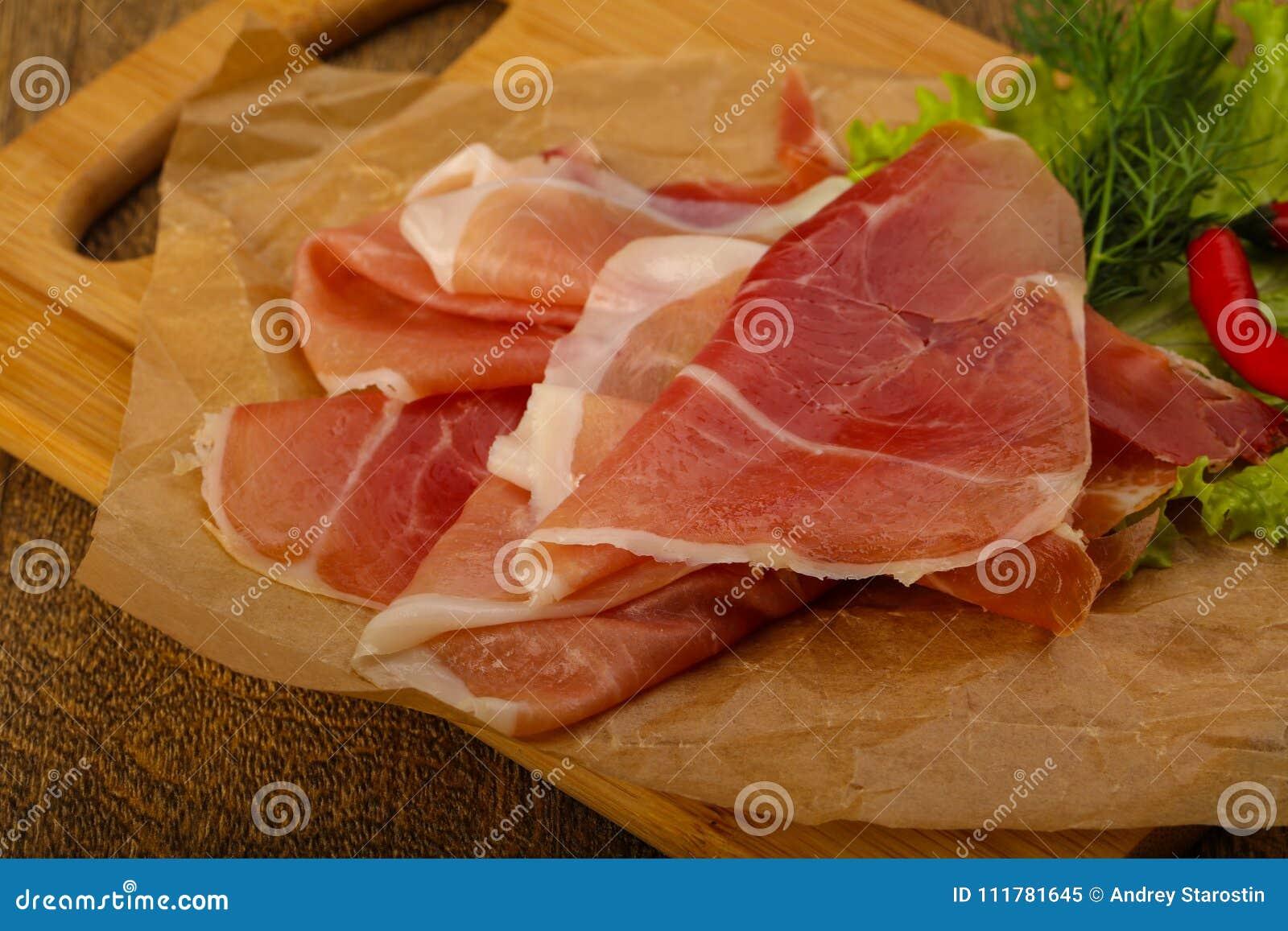 Ham serrano