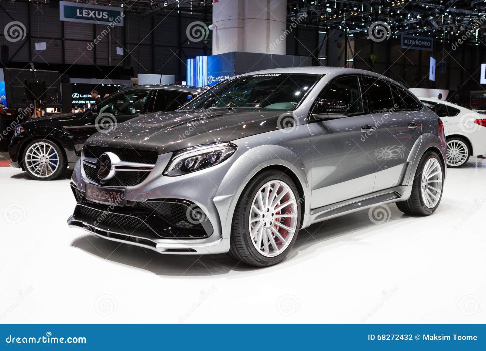 Hamann mercedes benz gle coupe editorial photography for Mercedes benz gle coupe for sale