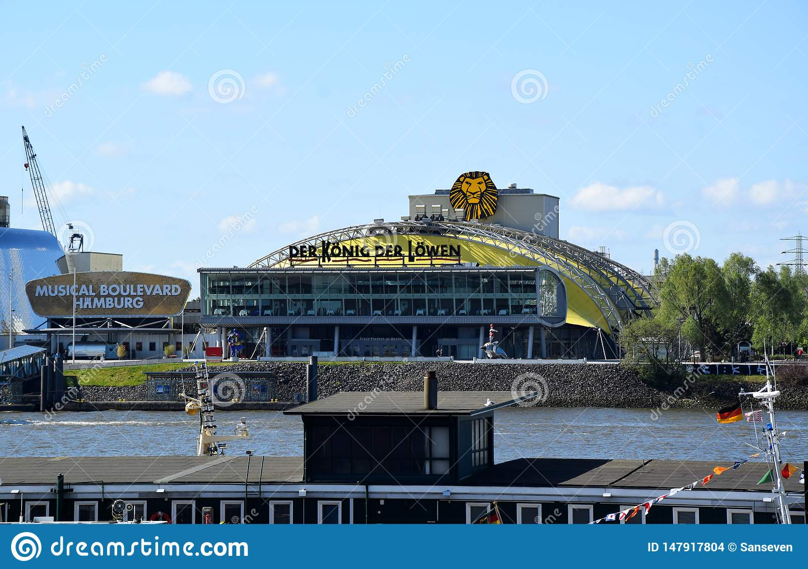 Lion King Hamburg