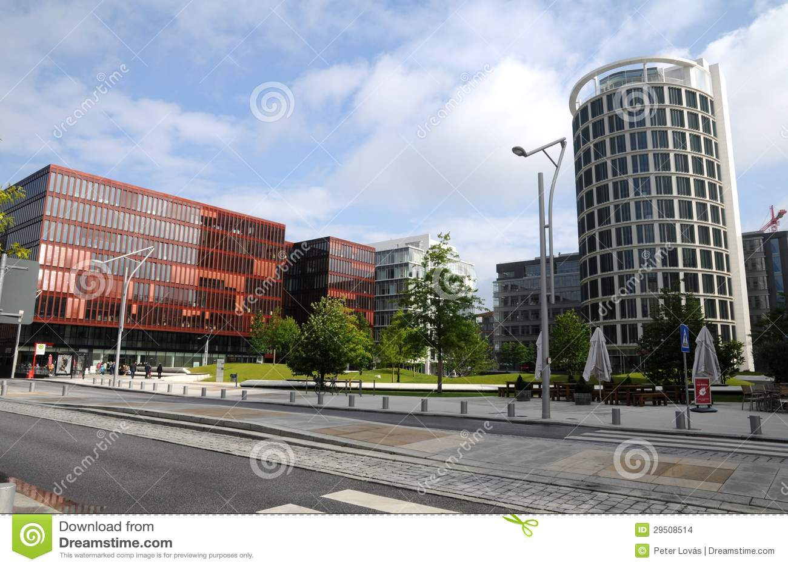Hamburg, Hafencity -