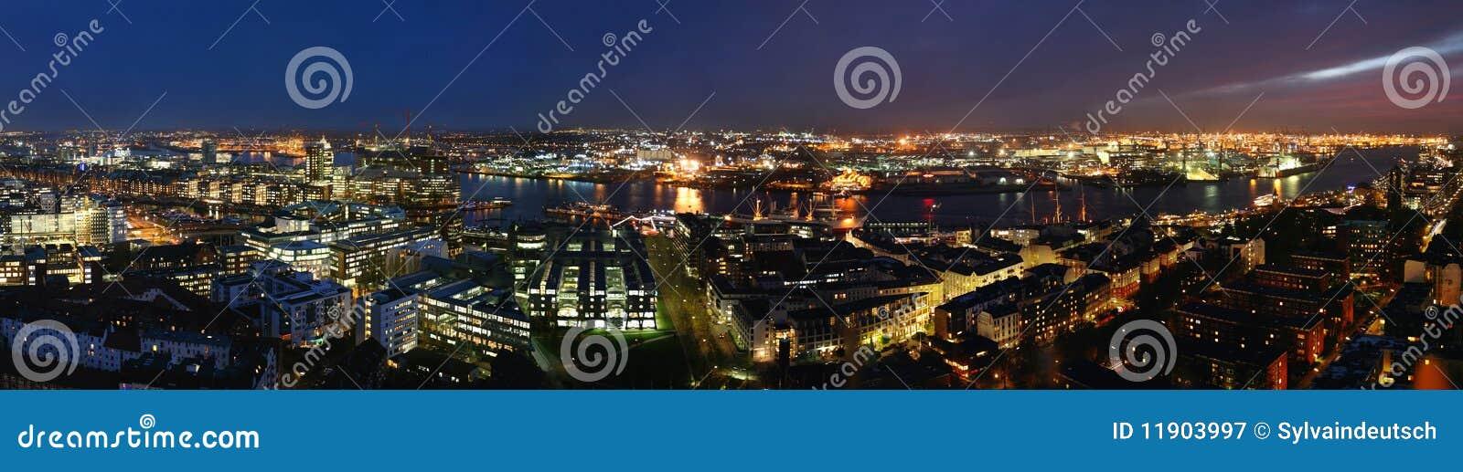 Hamburg-Hafennacht