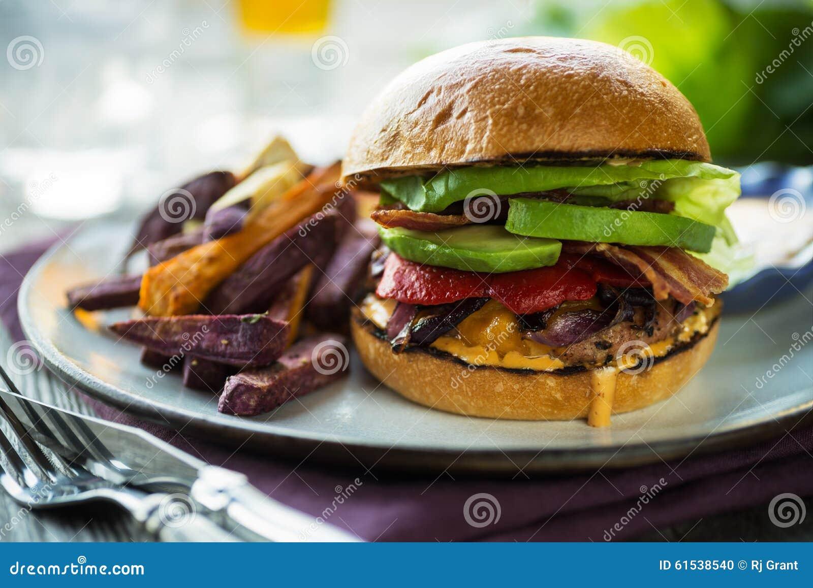 Hamburger épique