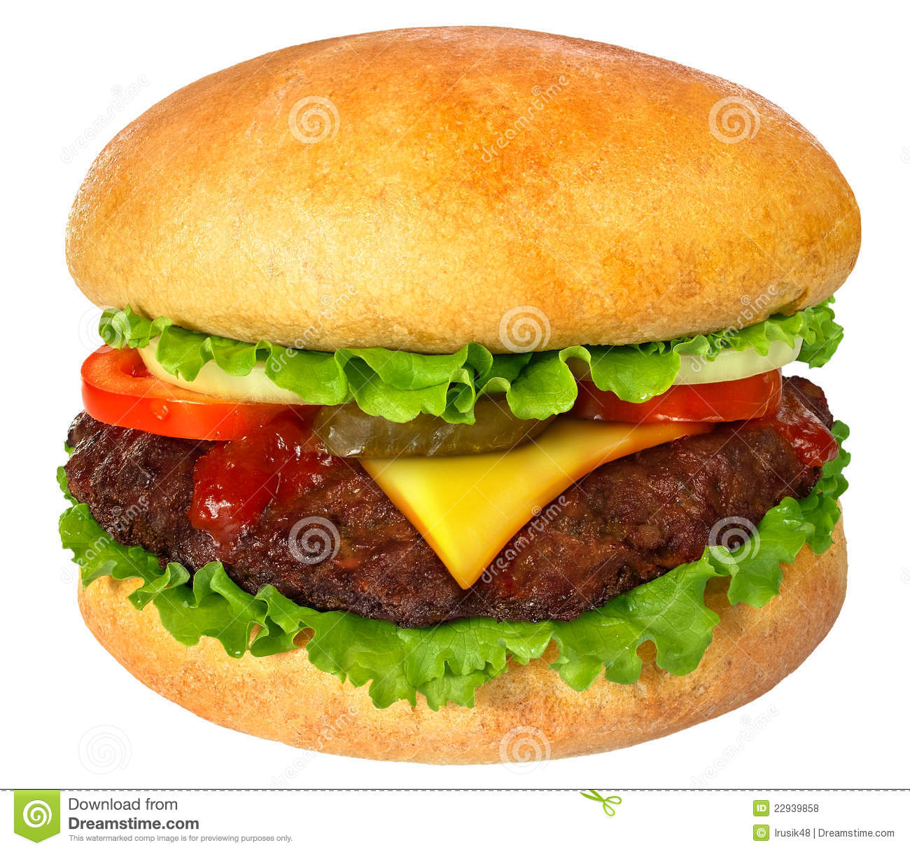 Hamburger stock photo image of grilled closeup for Burger de