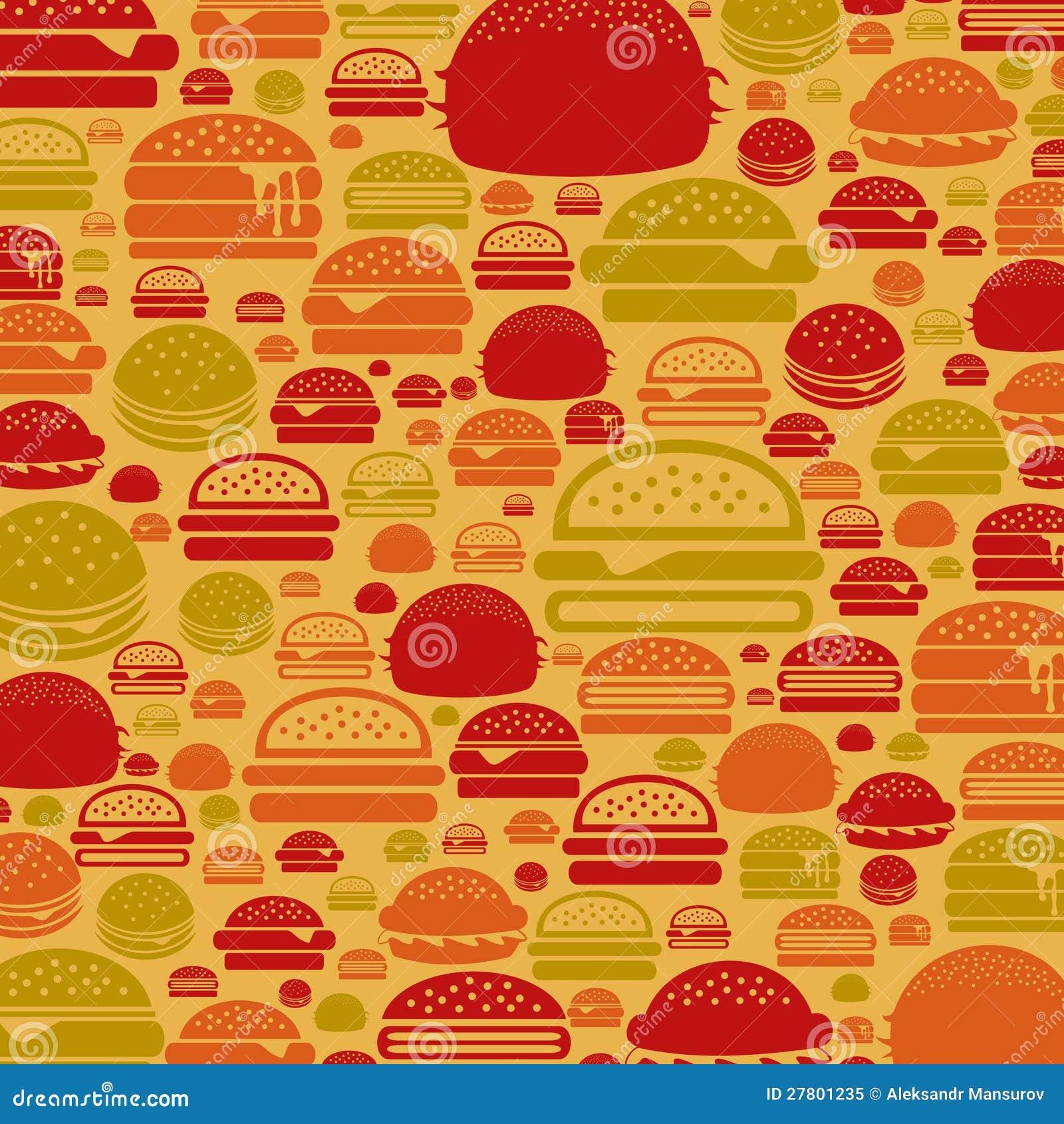 Hamburger A Background Royalty Free Stock Photo - Image: 27801235 French Menu Clipart