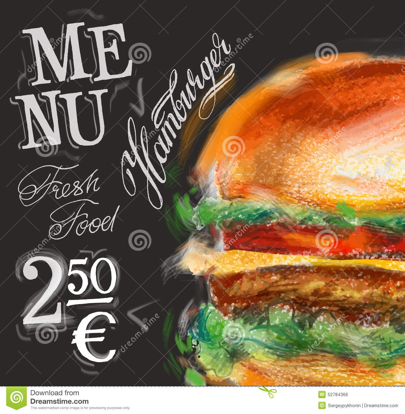 Hamburger restaurant business plan
