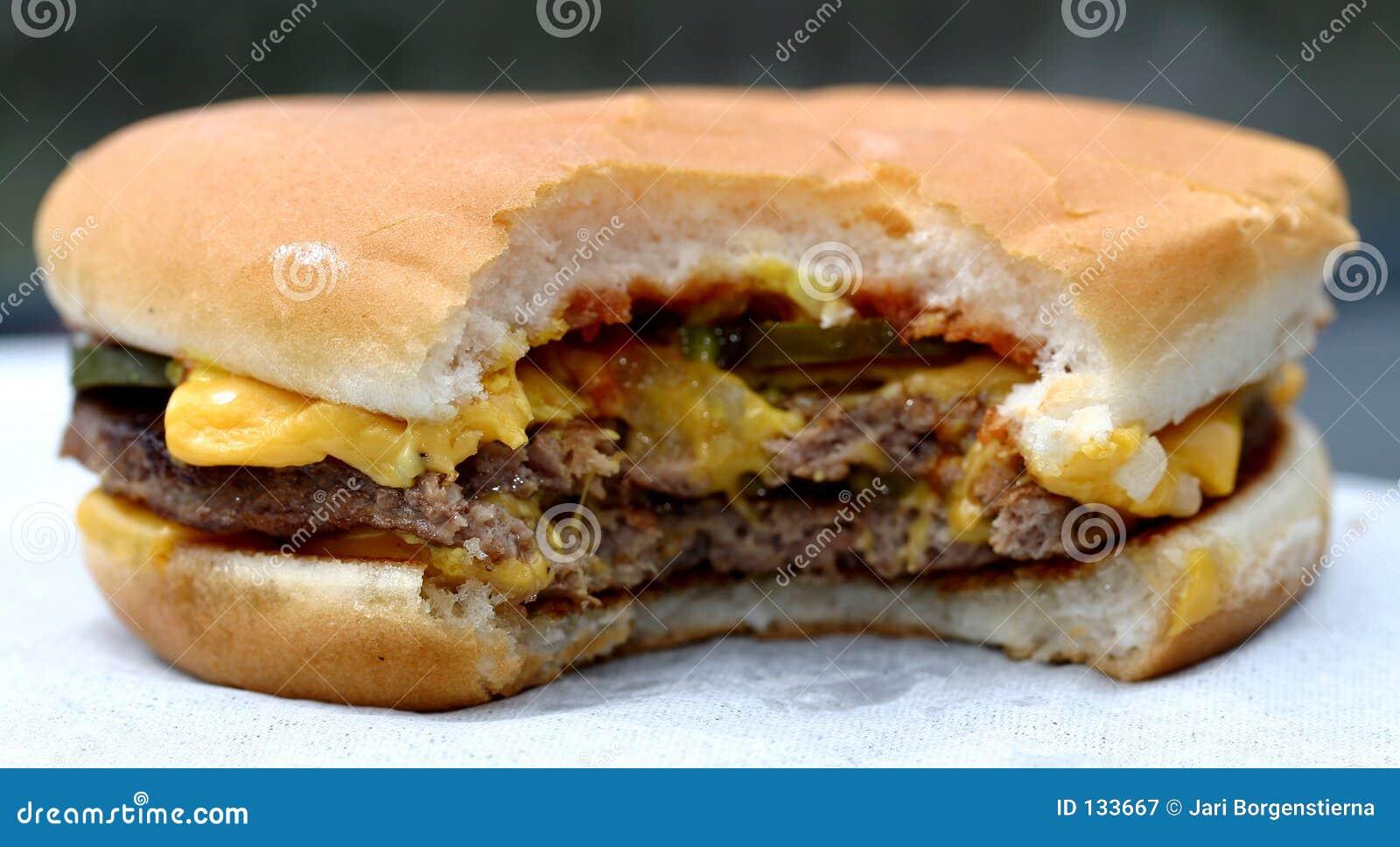 Hamburger de fromage