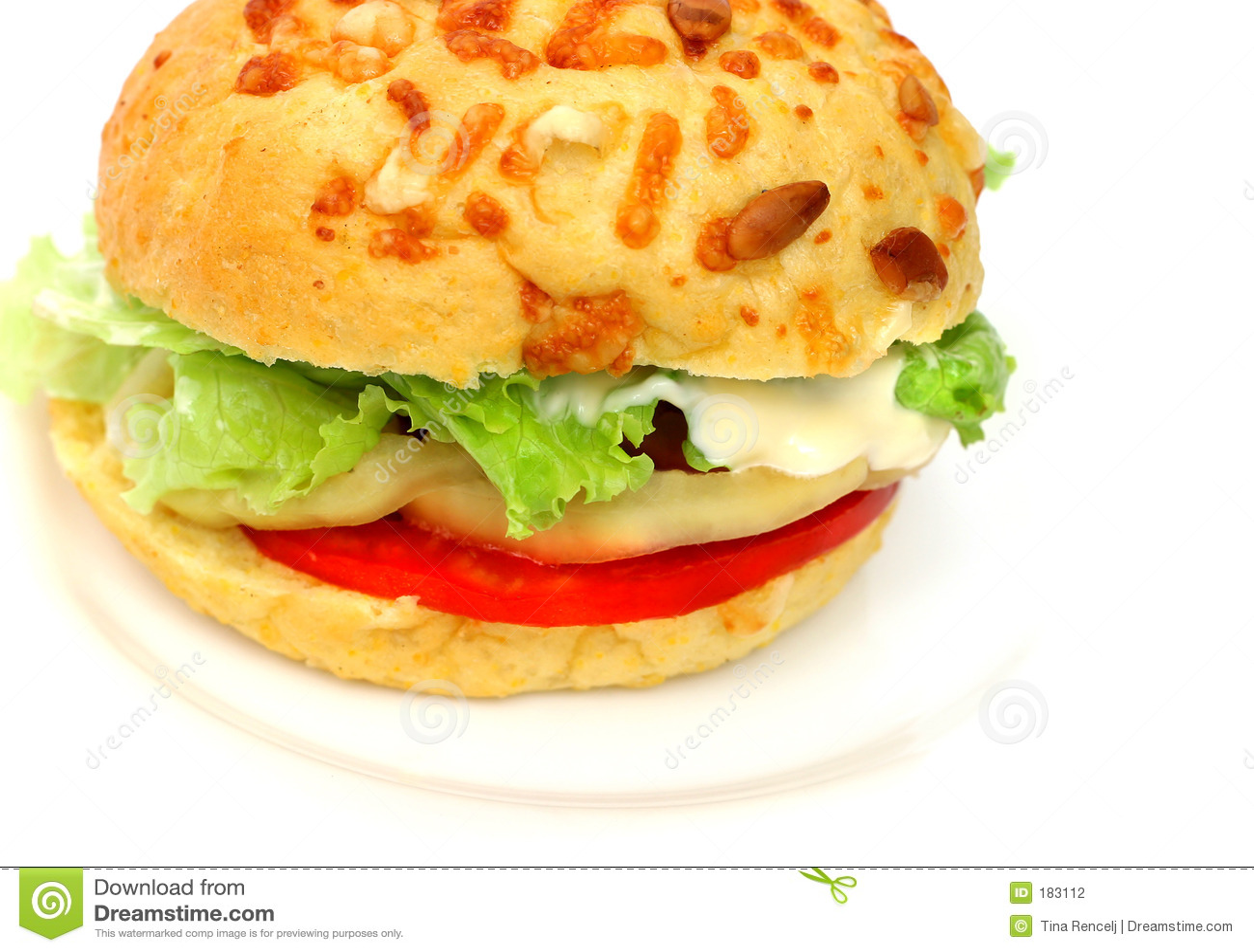 Hamburger del Veggie