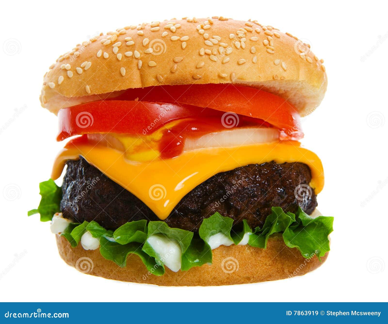 Hamburger juteux