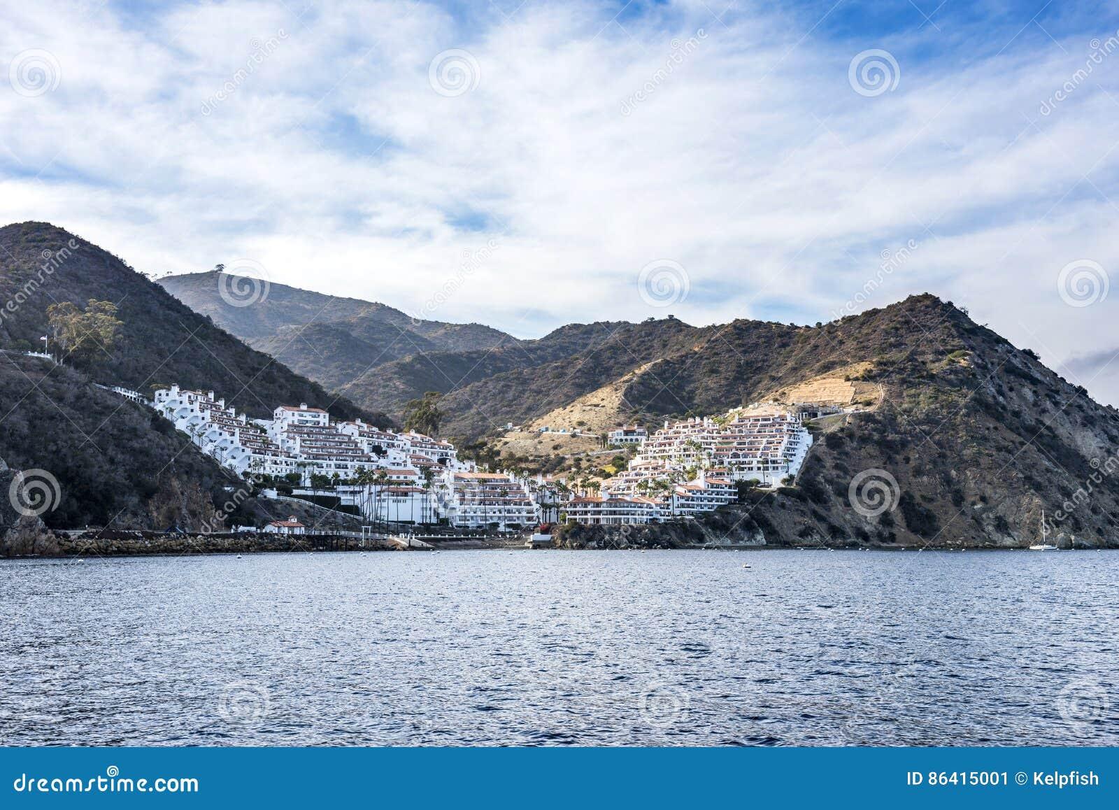 Hamilton Cove Condos in Catalina Island