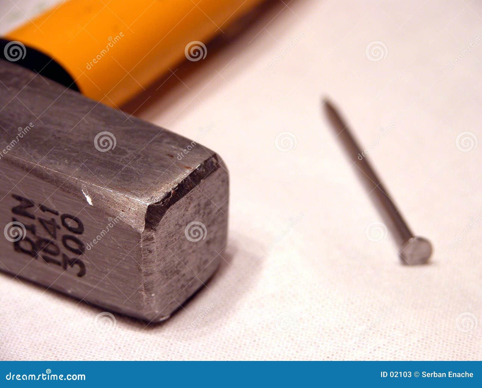Hammer gwóźdź