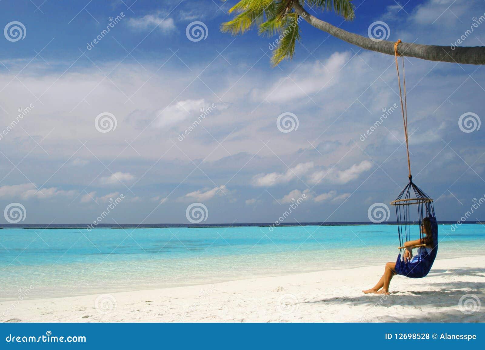Hammock maldives
